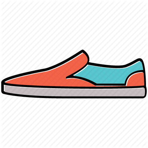 Casual Shoe, Casual Shoes, Shoe, Shoes Icon