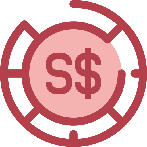 Singapore Dollar Png Icon