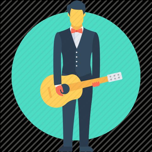 Artist, Musician, Singer, Songster, Vocalist Icon