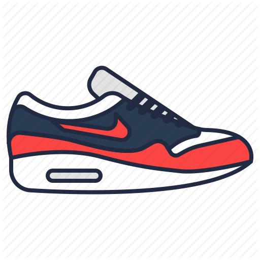 Air Max, Blogger, Fashion, Nike, Shoes, Sneakers, Trainers Icon
