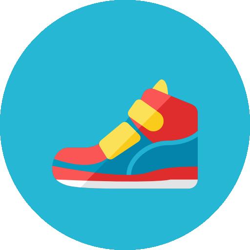 Sneakers Icon Kameleon Iconset Webalys