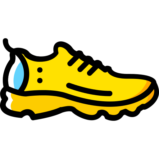 Sneakers Feet Png Icon