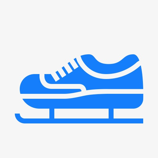 Sneakers Icon, Sports Shoes, Shoes Stick Figure, Blue Sneakers Png