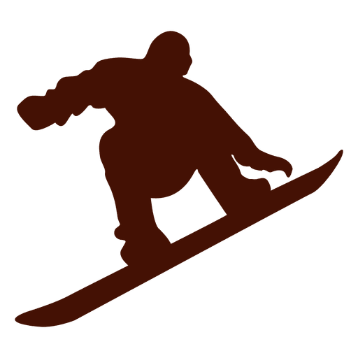 Snowboarding Winter Jump