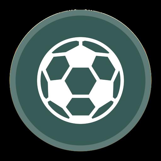 Soccer Football Icon Button Ui