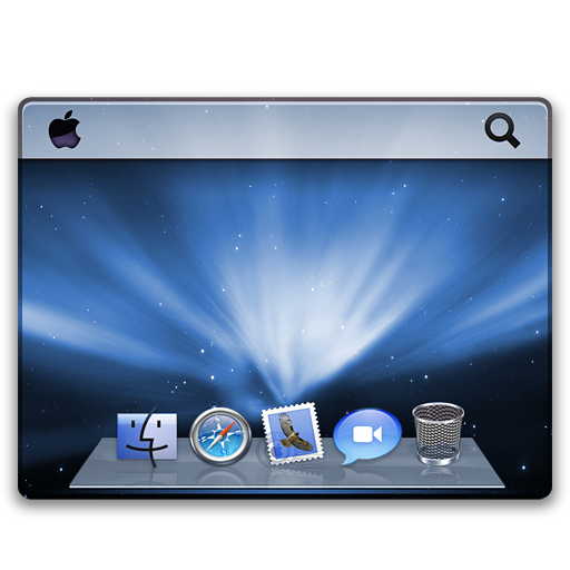 Toolbardesktopfoldericon Server Icon Free Download As Png