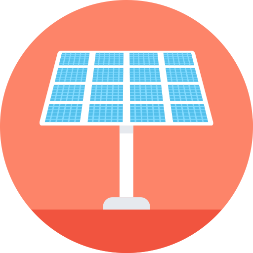 Solar Panel Icon Png And Vector For Free Download