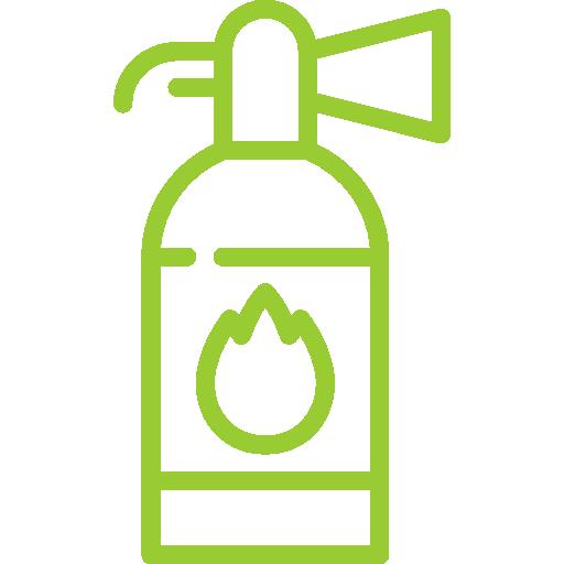 Icon Fire Extinguisher