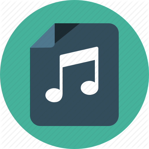 , Music, Music File, Song Icon