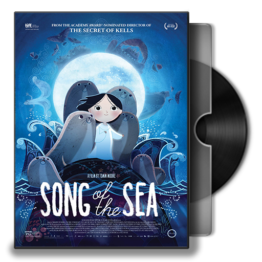Song Of The Sea Folder Icon