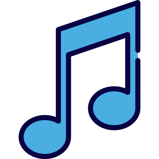 Musical Note, Quaver, Music And Multimedia, Music, Interface