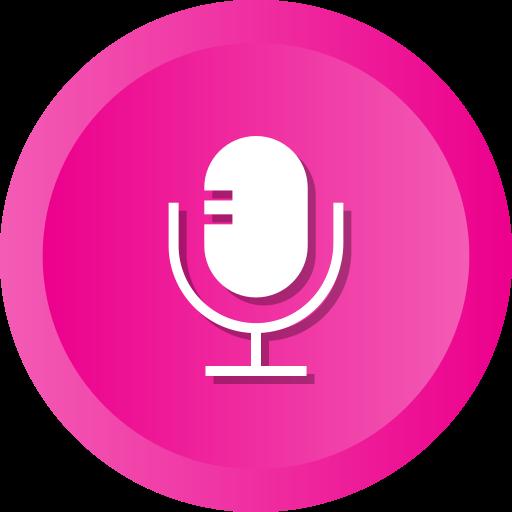 Mic, Microphone, Radio, Mic, Recording, Speak Icon Free Of Ios