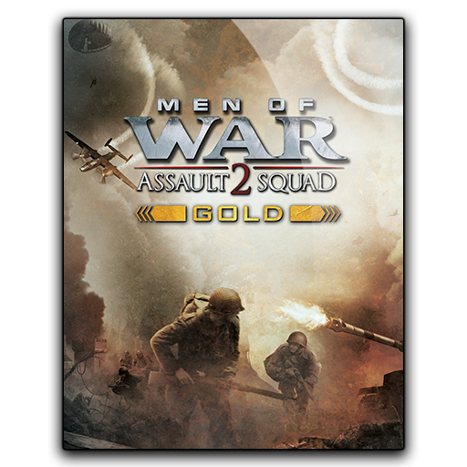 Icon Men Of War Assault Squad Gold Edition