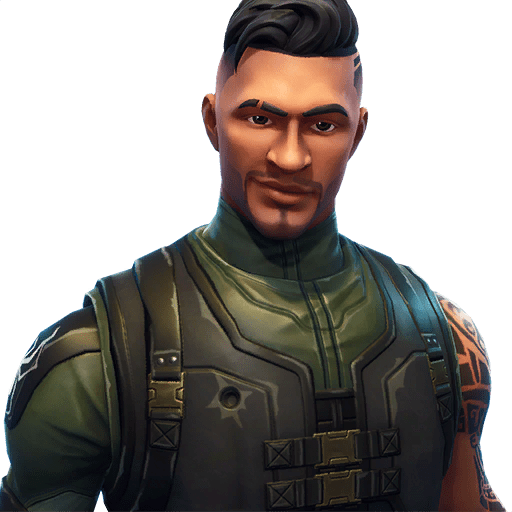 Fortnite Squad Leader Outfits