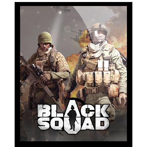 Icon Black Squad
