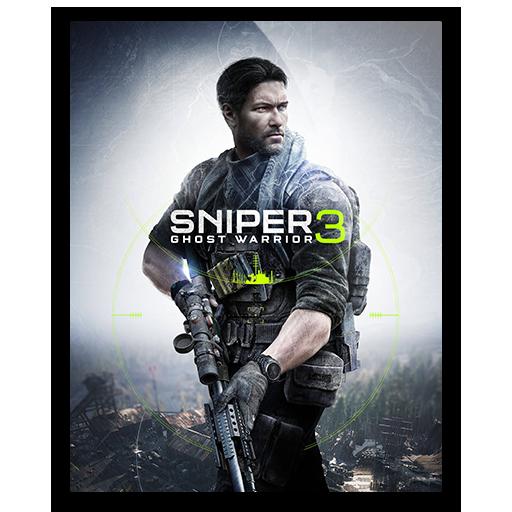 Icon Sniper Ghost Warrior