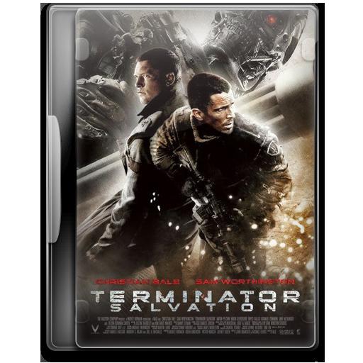 Terminator Salvation Icon Movie Mega Pack Iconset