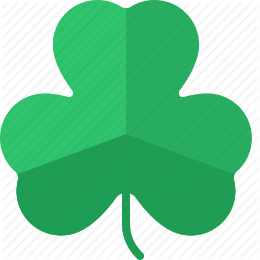 Clover, Leaf, Leaves, Patrick, Shamrock, St Patricks Day, Three Icon
