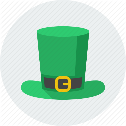 Green, Hat, Irish, Leprechaun, Saint Patrick, St Patrick