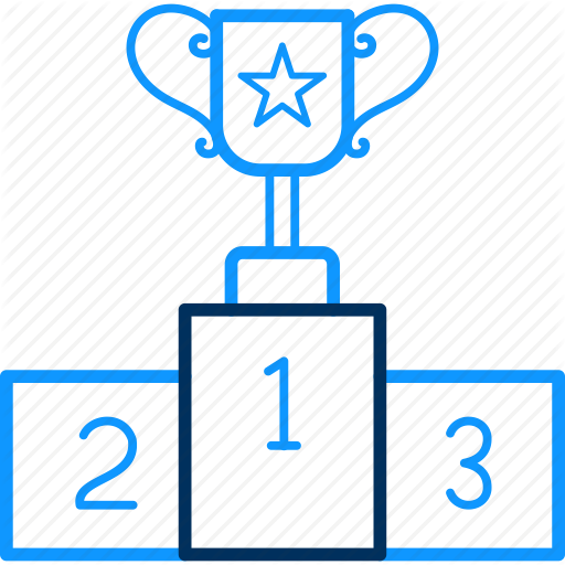 Cup, Stage, Trophy, Win, Winner, Winning Icon