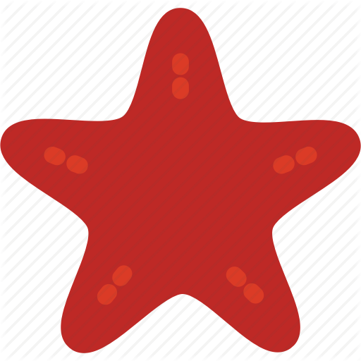 Sea, Star, Star Fish, Starfish Icon