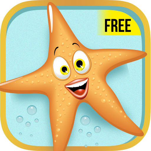 Starfish Mania Pattern Match Sea Creatures Puzzle Game