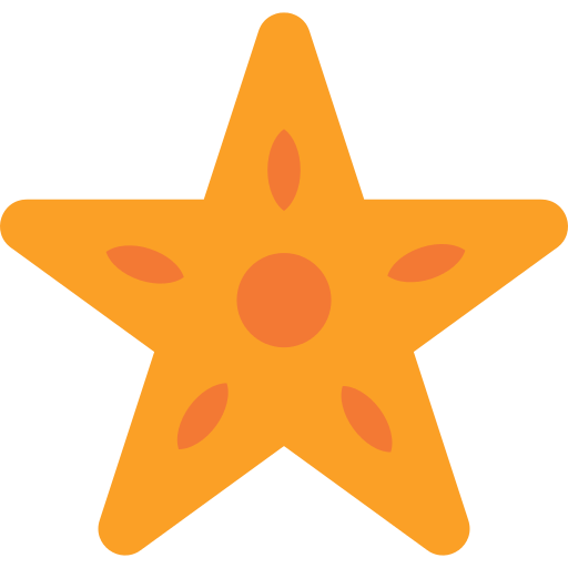Starfish Png Icon
