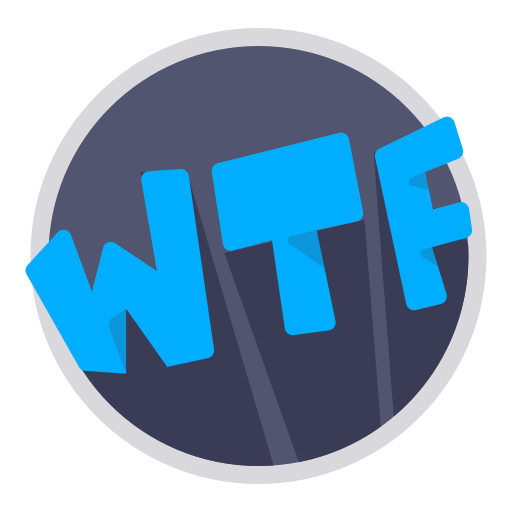 Word, Wtf, Sticker Icon Free Of Photo Stickers Words