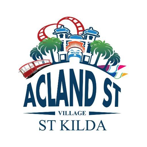 Acland Street Village St Kilda On Twitter Jazz Icon Ash Gaudion