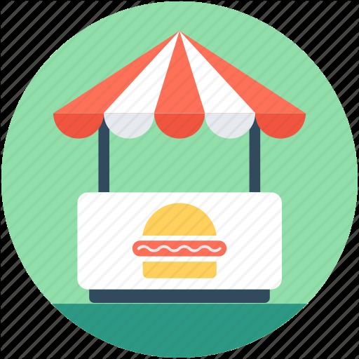 Hamburger, Food, Illustration, Transparent Png Image Clipart