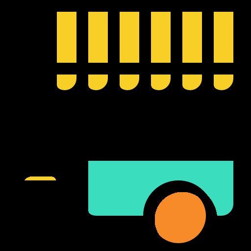 Junk Food, Trolley, Fast Food, Street Food, Food, Transport