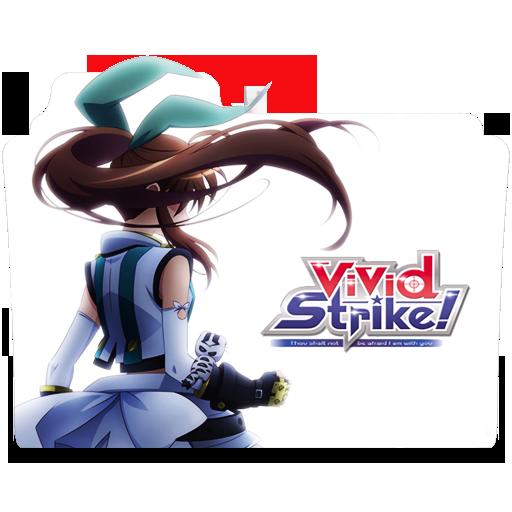 Vivid Strike! Folder Icon