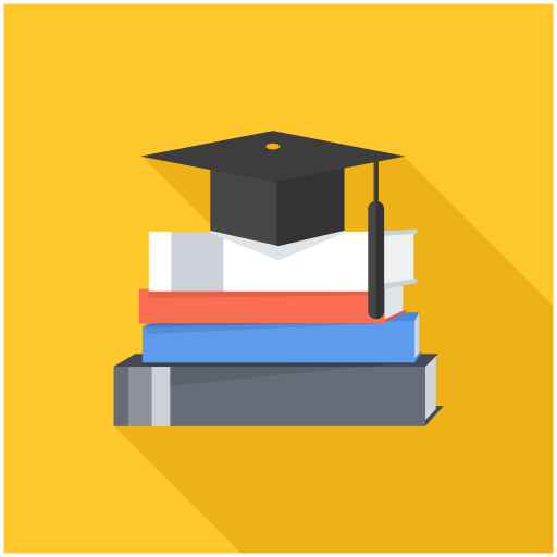 Student, Cap, Books Icon Free Of Books Reading Icons