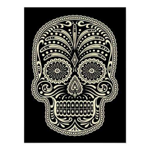 Best Skulls Images Skull Tattoos, Sugar Skull Tattoos, Candy