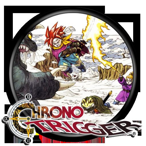 Download Free Chrono Trigger Transparent Icon Favicon