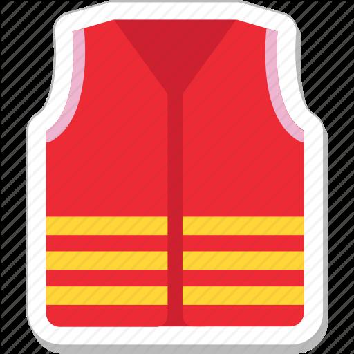 Clothing, Jacket, Life Jacket, Safety, Vest Icon
