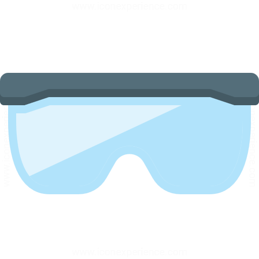 Iconexperience G Collection Safety Glasses Icon