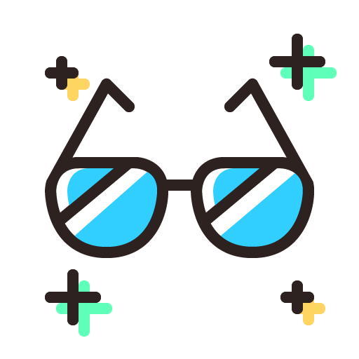 Sunglasses Icon Free Of Colored Line Icons