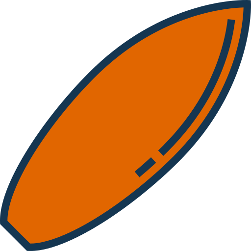 Surfboard Png Icon