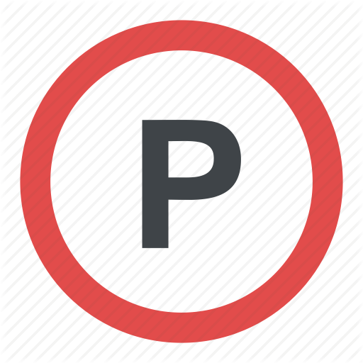Parking Sign, Parking Symbol, Road Sign, Traffic Instructions