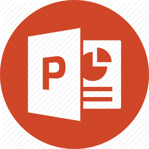 Powerpoint Icon Schematic Diagram