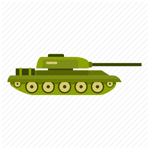 Aggression, Armour, Army, Barrel, Battle, Military, Tank Icon