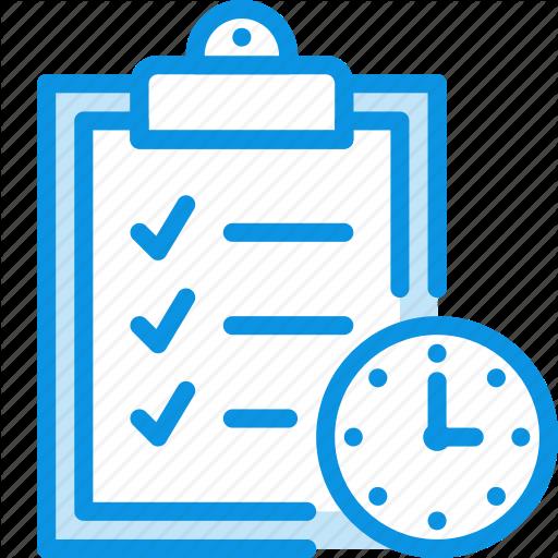 Deadline, Tasks, Todo Icon
