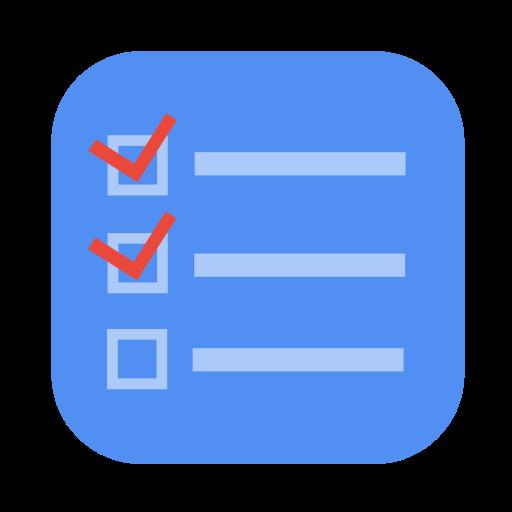 Tasks Icon Free Of Squareplex Icons