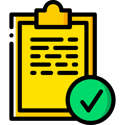 Tasks Tick Png Icon