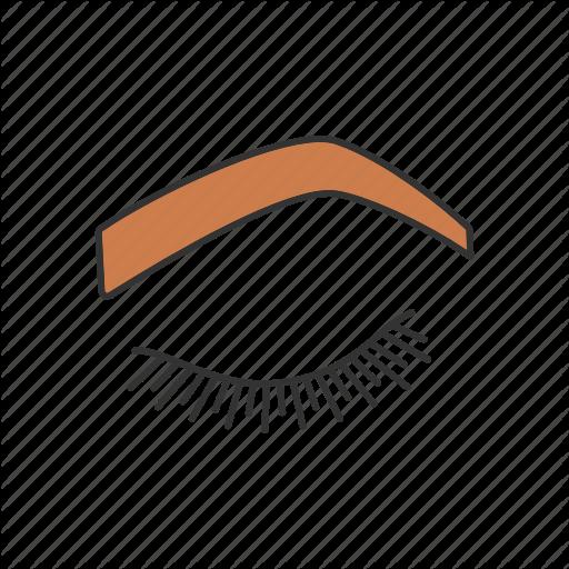 Angled, Arched, Brow, Eyebrow, Makeup, Shape, Steep Icon