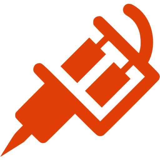 Soylent Red Tattoo Machine Icon