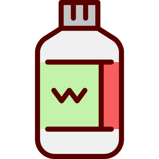Medical Linear Color Tattoo Studio Elements Icon