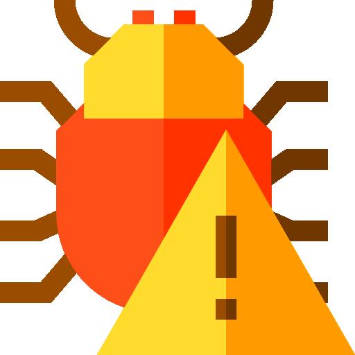 Bug Report Icon Tech Support Freepik
