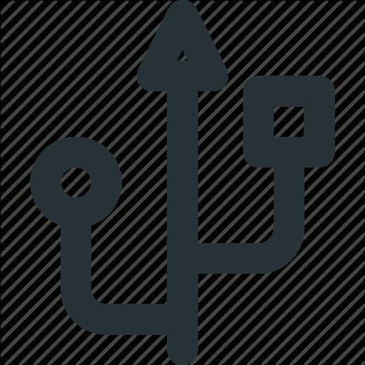 Communication, Data, Sign, Tech, Transfer, Usb Icon